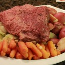 corned beef and cabbage jiggs dinner