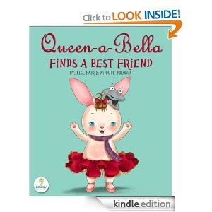 Queen-a-Bella Finds a Best Friend - Kindle Freebies