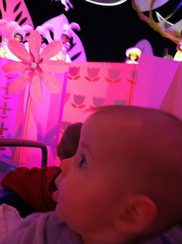 Disney Baby Tips - They're Never Too Young