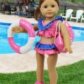 American Girl Dolls Beach Set - Amazon Toy Deals