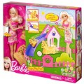 Barbie Puppy Play Park and Barbie Doll Giftset - Amazon Toy Deals