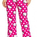 Juniors Hello Kitty Pajama Pants - Amazon Deals