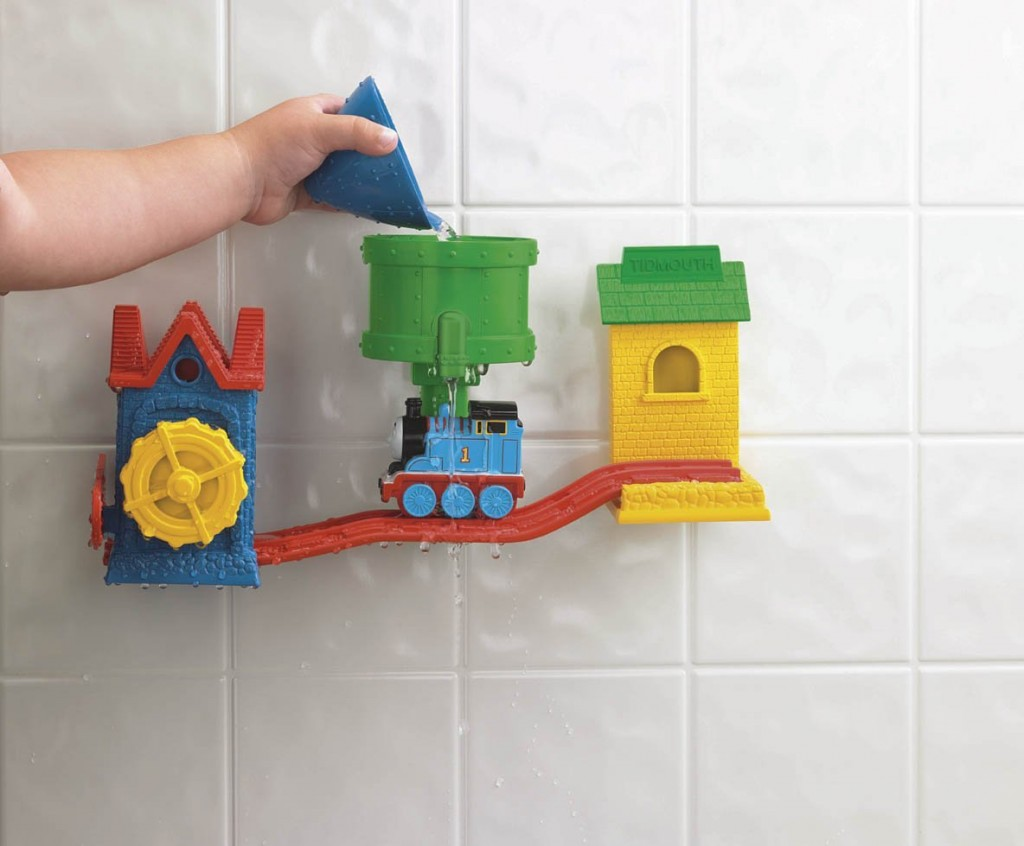 Mommysaverscom for Thomas the train bathroom set