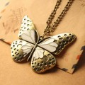 Vintage Butterfly Pendant Necklace - Amazon Jewelry Deals