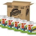 amazon grocery deals bounty paper towels