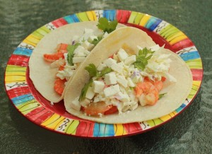 Easy Shrimp Taco Recipe