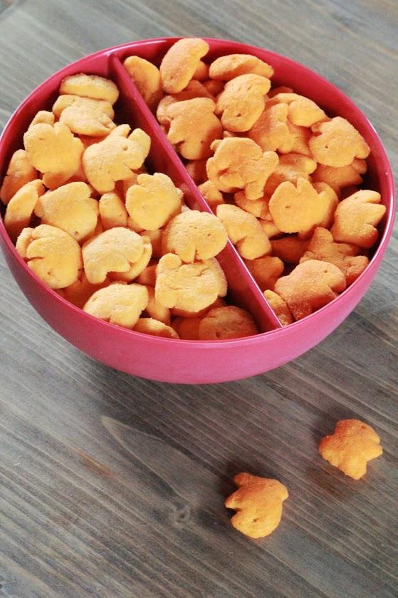 Goldfish Puffs - Teen Snacks