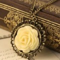 Vintage Flower Necklace - Amazon Jewelry Deals