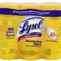 amazon deal lysol disinfecting wipes