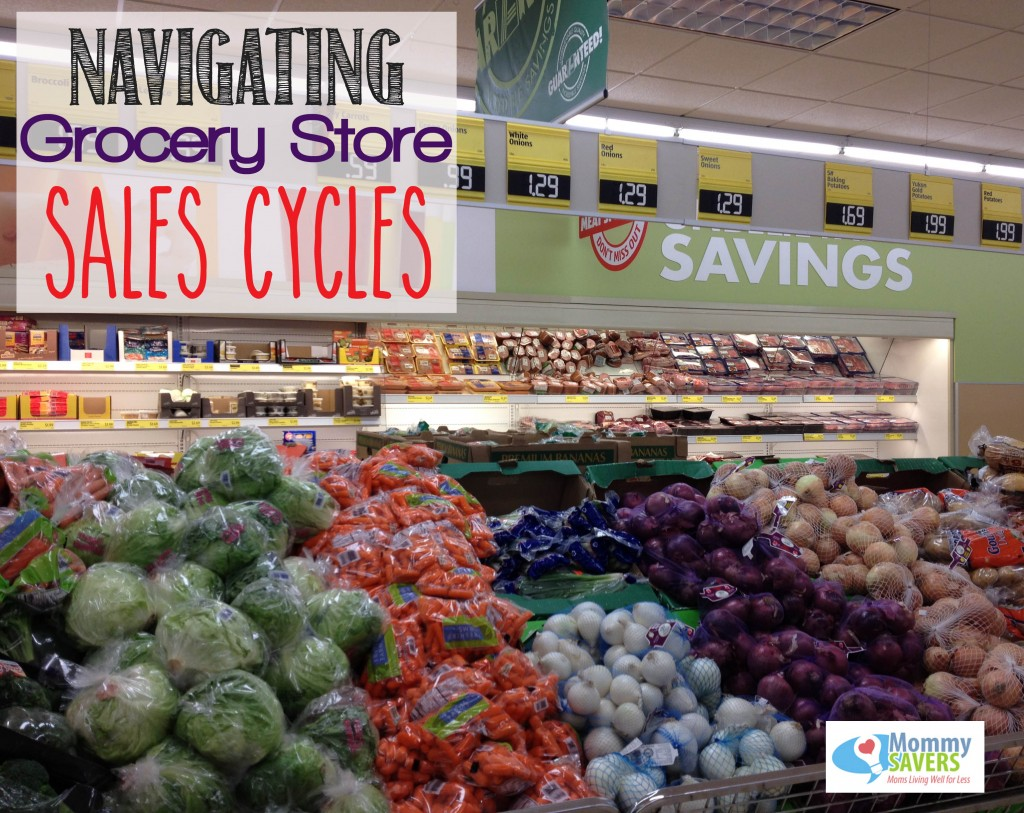 Navigating Grocery Store Sales Cycles