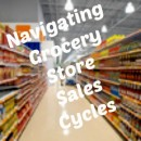 grocery store sales, grocery sale cycles