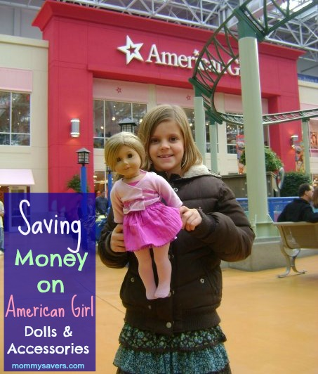 saving money on american girl dolls and accessories