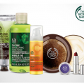 the body shop, living social