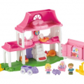 Fisher-Price Little People Happy Sounds Home Toy