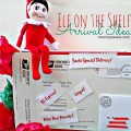 Elf on the Shelf Ideas for the Elf's Arrival