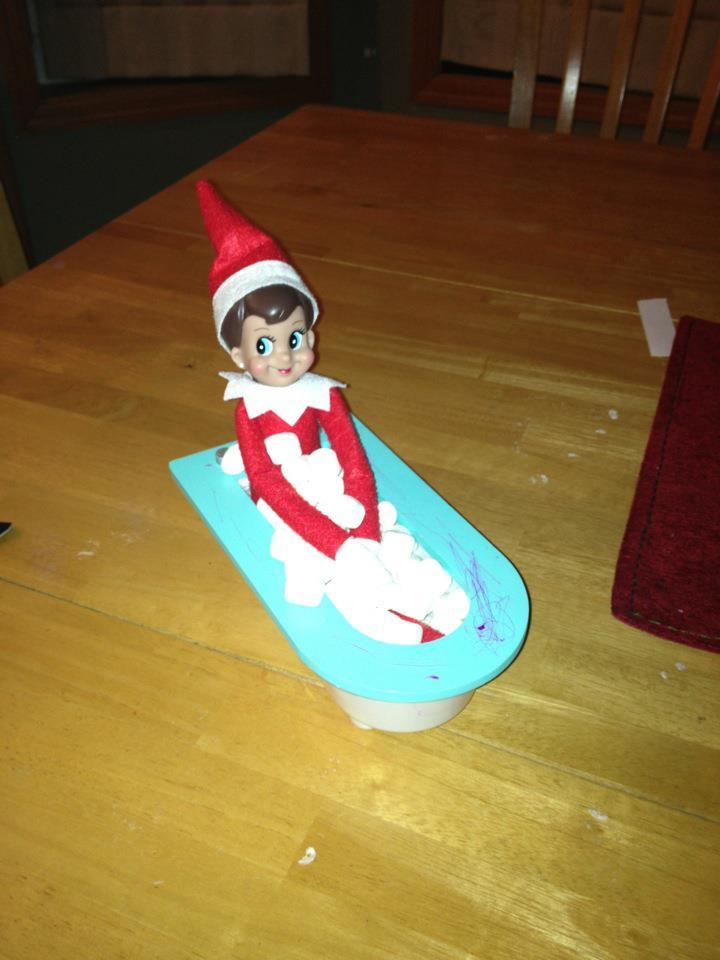 elf on the shelf photos