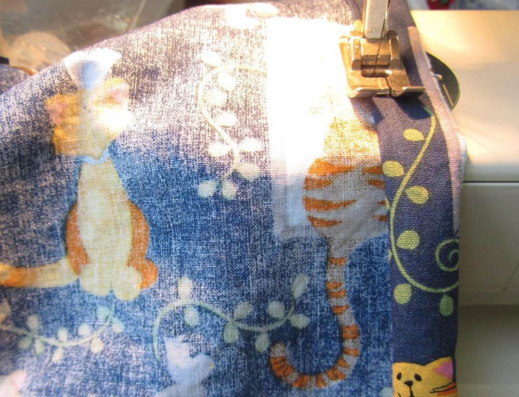 DIY Yoga Mat Bag