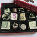 Creative Ways to Give Money: Money Chocolate Box