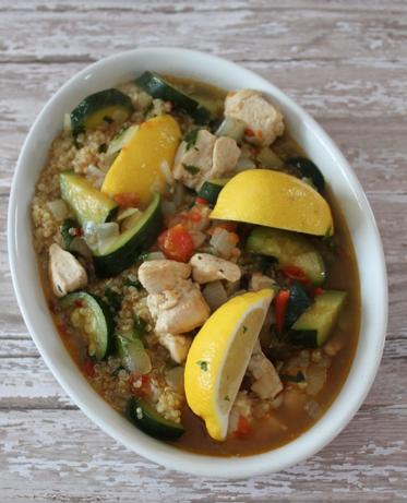 Chicken Quinoa Stew