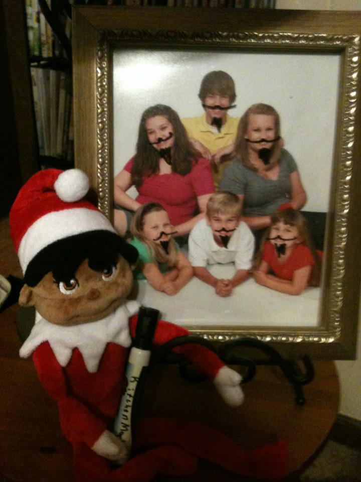 25 Funny Elf On The Shelf Ideas Mommysavers Mommysavers