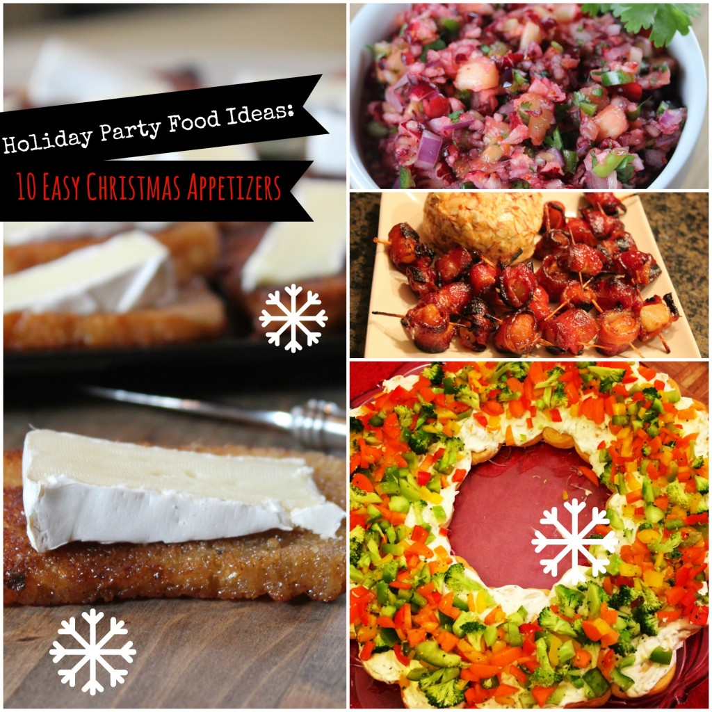 holiday party dinner ideas