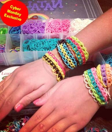loom band kit, cyber monday deals