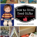 How to Give Used Gifts Without Being Tacky