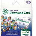 Leap Frog Download Card