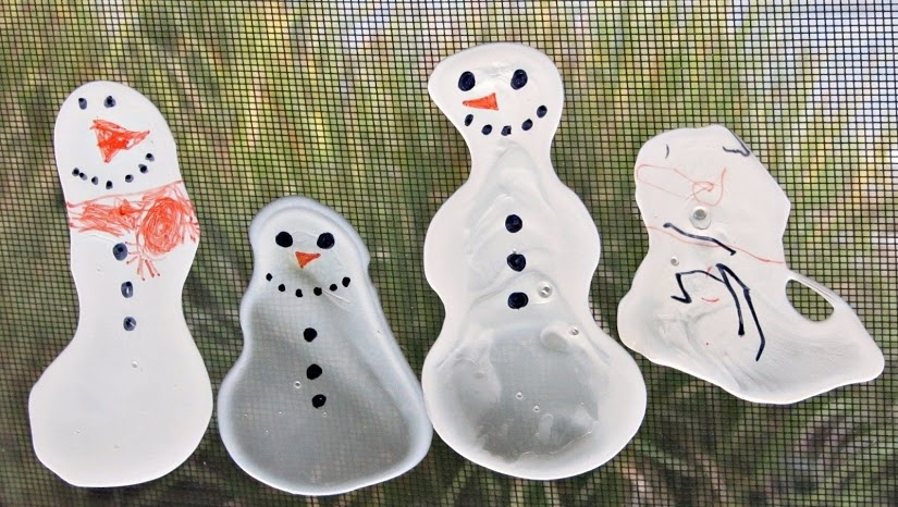 10 Snowman Crafts Treats And Activities For Indoor Winter Fun