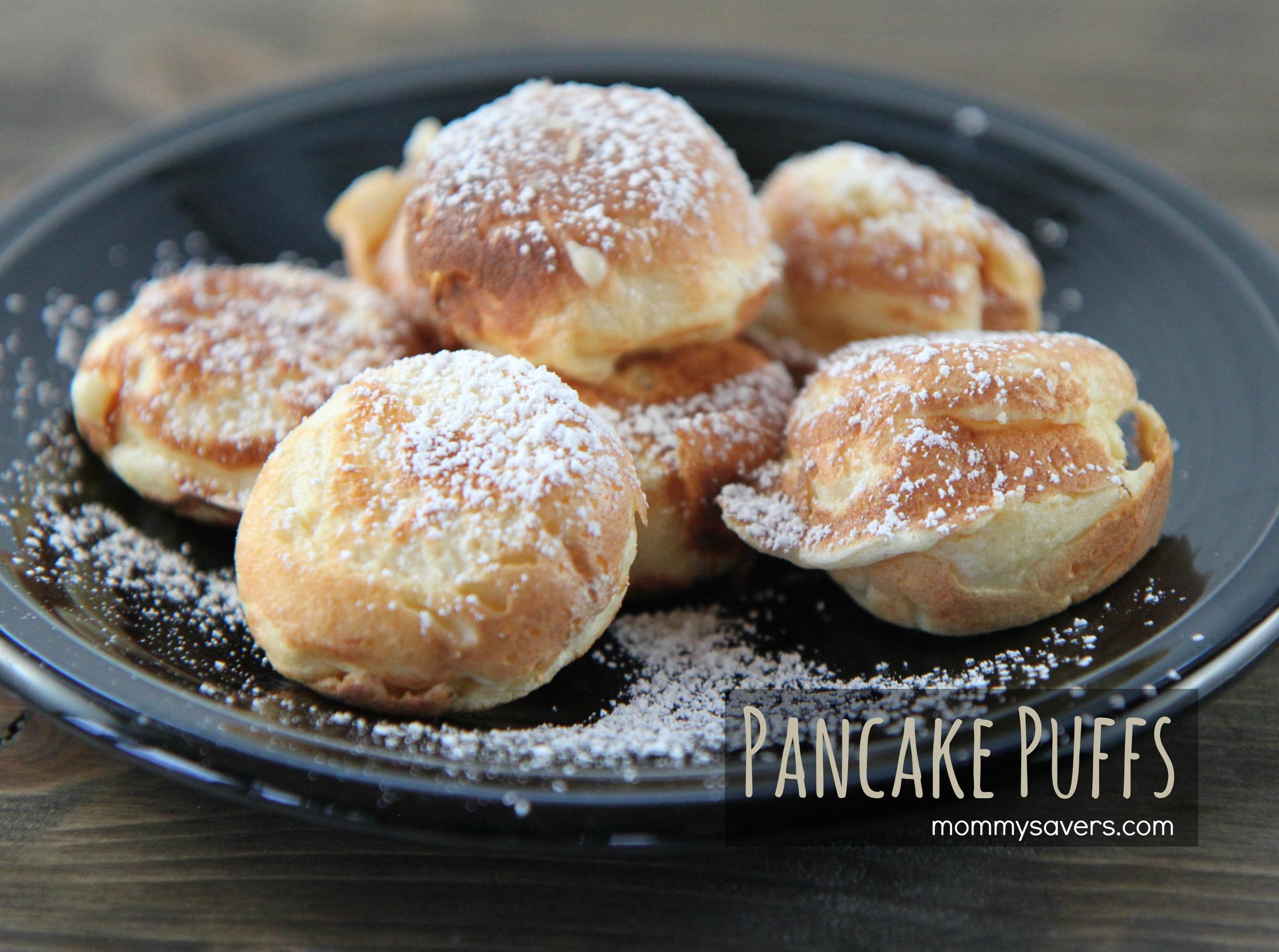 pancake puffs aebelskiver