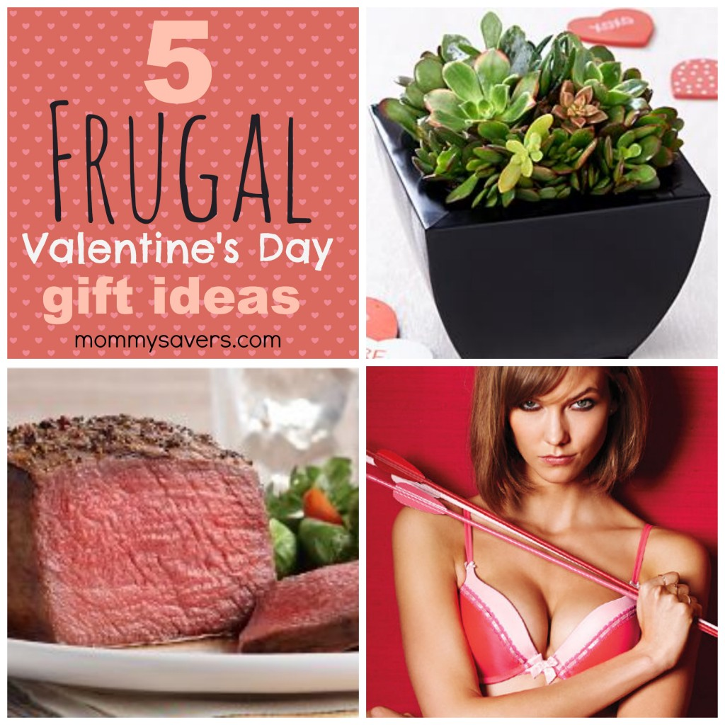 frugal valentine's day gift ideas