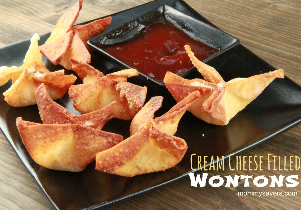 Panda Express Cream Cheese Filled Wontons: Copycat Recipe ...
