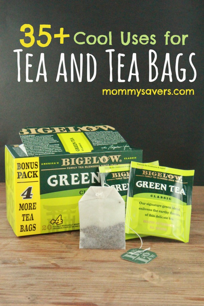 Uses for Tea Bags