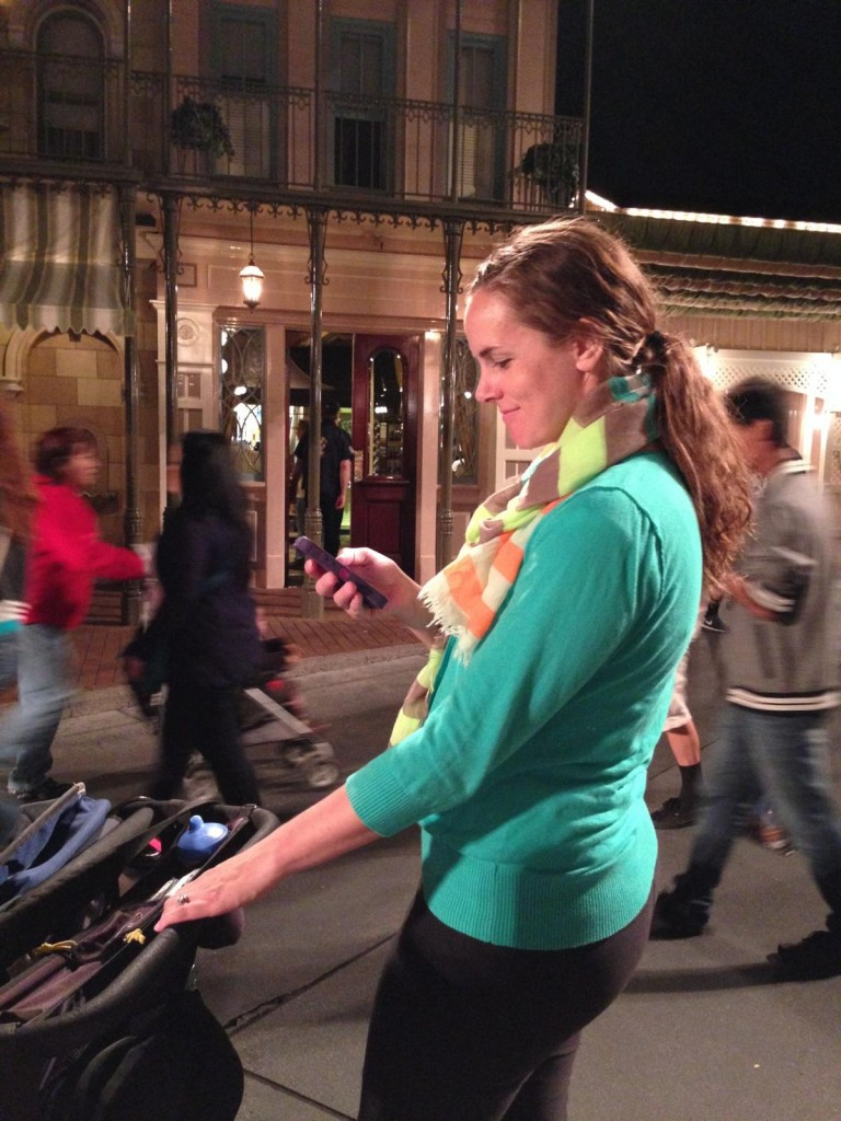 Disney smart Phone Tips