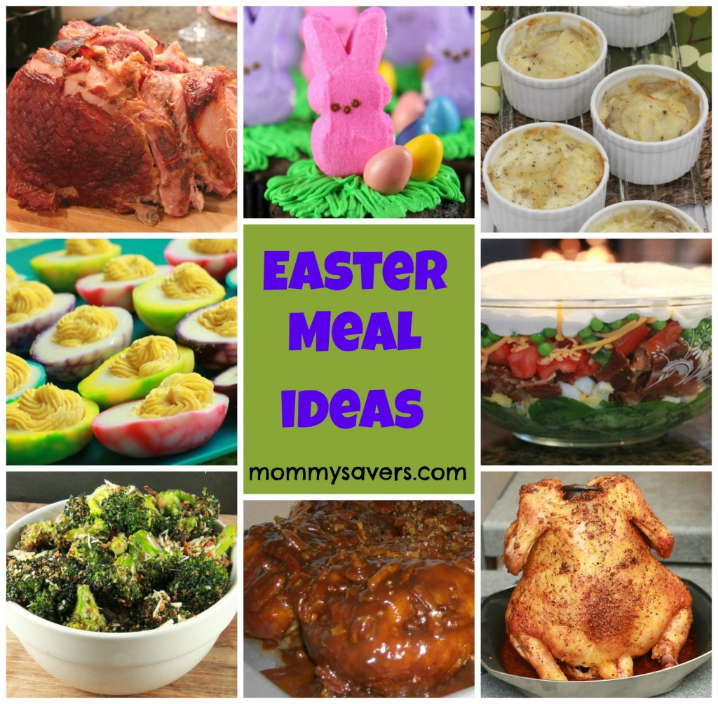 Here are some great Easter Meal Ideas that are yummy, colorful, fun
