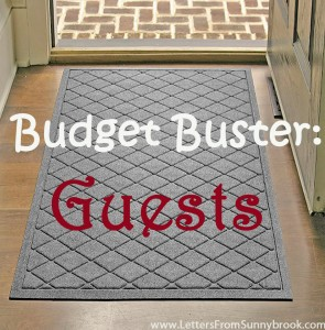 Budget Buster Guests