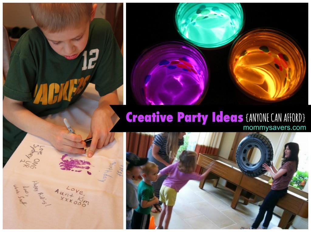 Creative Party Ideas