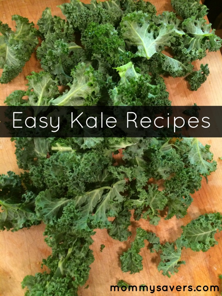 easy kale recipes