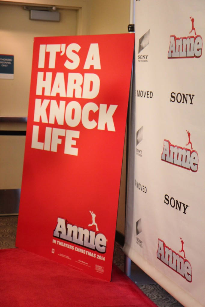 Annie Movie Screening at Mall of America