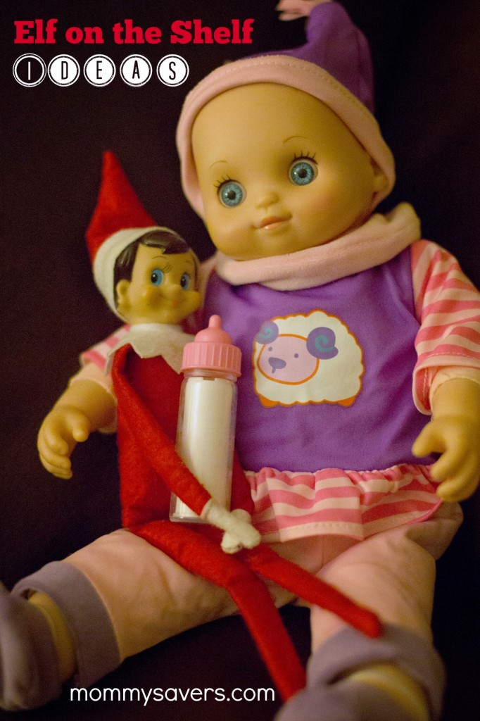 Ideas for Elf on the Shelf - Doll