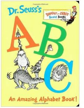 Dr Seuss ABCs - Amazon Deals