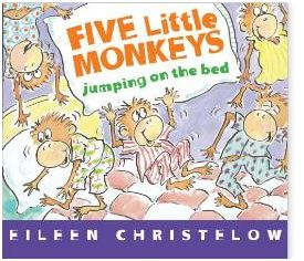 Five Little Monkeys - Amazon Deals