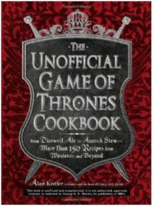 Game of Thrones Cookbook - Amazon Deals
