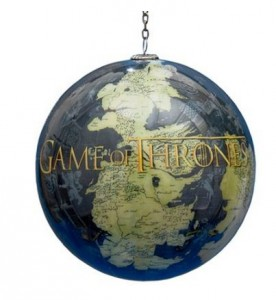 Game of Thrones Ornament - Amazon Deals