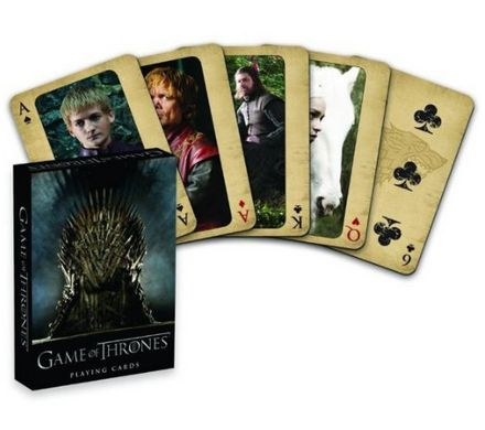 Game of Thrones Playing Cards - Amazon Deals
