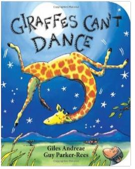 Giraffes Can't Dance - Amazon Deals