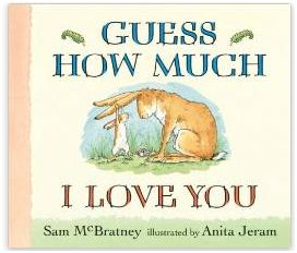 Guess How Much I Love You - Amazon Deals