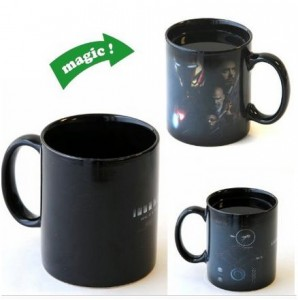 Iron Man Mug - Amazon Deals