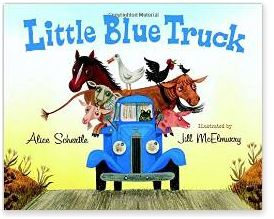 Little Blue Truck - Amazon Deals
