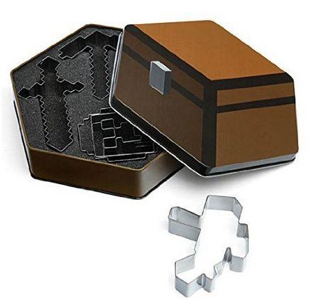 Minecraft Cookie Cutters - Amazon Deals